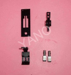 YANO - YANO DN-275 NO:1-4 MITSUBISHI DN-275-TYPICAL GC-6240 ÇİFT İĞNE İPTALLİ TAKIM 6 4 MM