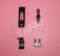 YANO - YANO DN-275 NO:3-16 MITSUBISHI DN-275-TYPICAL GC-6240 ÇİFT İĞNE İPTALLİ TAKIM 4 8 MM